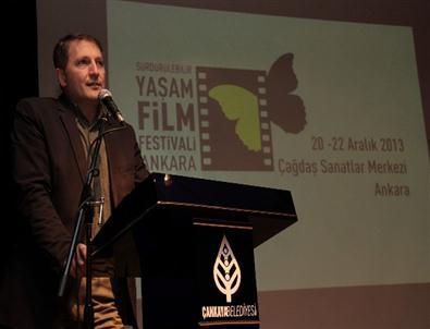 """Çankaya Belediyesi'nden 'Sürdürülebilir Bir Hayat İçin Film Zamanı"""""""
