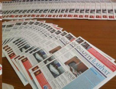 İlahiyat Öğrencilerinden Aylık Gazete