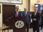AHMET METE IŞIKARA - Sağlık Bakanı Müezzinoğlu Batı Trakya'da
