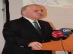 AHMET METE IŞIKARA - Uluslararası Nehir Havza Yönetimi Sempozyumu Nevşehir'de Başladı