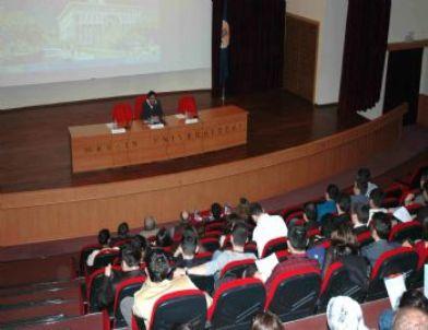 Ulusal Siyaset Bilimi ve Kamu Yönetimi Öğrencileri Kongresi Meü'de Yapılıyor