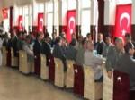 TURHAN AYVAZ - Ömerli'de Korucularla Dayanışma Yemeği