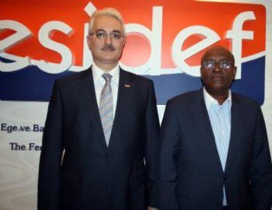 Esidef, Expo 2020 İzmir Adaylığı İçin Çalışmalara Devam Ediyor