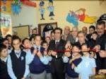AHMET METE IŞIKARA - Güzeloğlu, 'Polis Amca Kütüphaneleri'nin Açılışını Yaptı