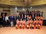 MERAL EROĞLU - KKTC Karadeniz Kültür Derneği'nin Geleneksel Kış Balosu Girne'de Gerçekleştirildi