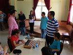 MUHSİN YAVUZ - Festivalde Santranç Turnuvası