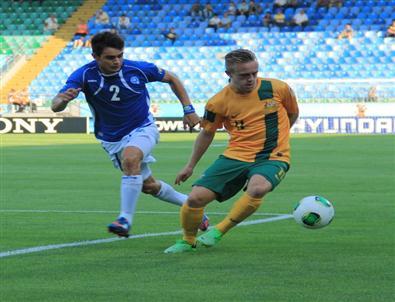 El Salvador, Avustralya'yı 2-1 Mağlup Etti