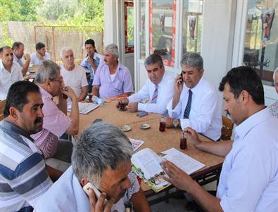 Karaman'da Vatandaşlarla Toplantı