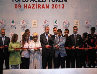 """Başbakan Erdoğan: 'mersin'de Mini Bir Olimpiyata Ev Sahipliği Yapacağız"""""""