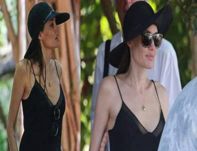 Angelina Jolie Görüntülendi