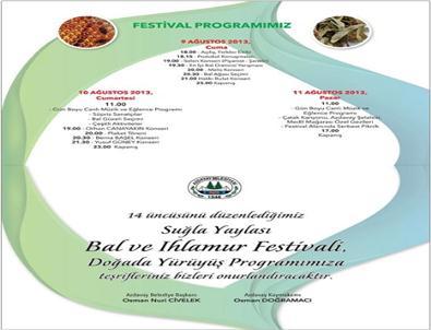 Azdavay Suğla Yaylası Bal ve İhlamur Festivali 9 Ağustosta