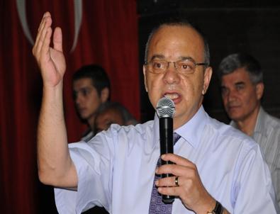 Başkan Ergün Belediyeye Yönelik İddialara Sert Çıktı