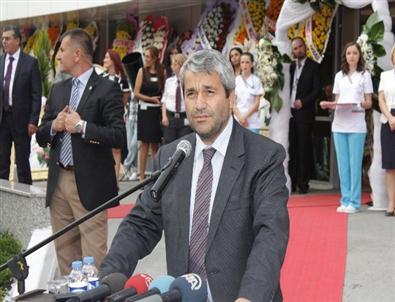 Kocaeli'de Özel Cihan Hastanesi Hizmete Açıldı