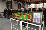İBRAHIM BINICI - Öcalan'ın Dayısı Gaziantep'te Toprağa Verildi