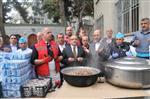 AVNI MUTLU - Selaniklilerin 'pilav Günü' Bağcılar'da Devam Etti