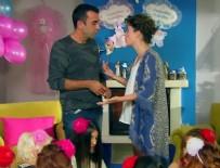 DEMET EVGAR - 1 Erkek 1 Kadın 2 Çocuk 19. Bölüm - Ozan ve Zeynep ' in sanat aşkı
