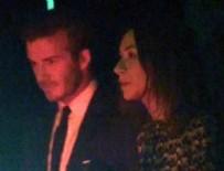 VICTORIA BECKHAM - David Beckham fena yakalandı