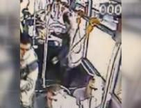İETT OTOBÜSÜ - İETT otobüsünde dehşet!