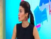 AZRA AKIN - Gamze Karaman güzellik yarışmalarına ateş püskürdü
