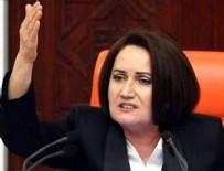 SELAHATTİN KARAAHMETOĞLU - Meral Akşener'i çıldırtan tartışma