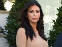 KANYE WEST - Kim Kardashian korkudan gülemiyor
