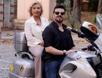 BURAK KUT - Nazlı Ilıcak ve Burak Kut'un motosiklet gezmesi