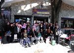 ENES KARABULUT - Çine'li Engelliler, Ödemiş'te Mutlu