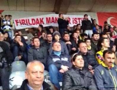 Ankaragücü Maçında Mansur Yavaş'a Pankart Şoku