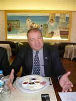 CEM TOKER - Ldp Genel Başkanı Cem Toker Sakarya'da