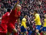 MIKEL ARTETA - Liverpool'dan Arsenal'e Tarihi Fark! 5-1