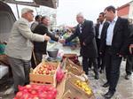 Ak Parti Emirgazi'de Çalışmalarını Sürdürüyor