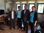 MUHSİN YAVUZ - Başkan Yavuz'dan Sporculara Destek