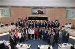 HALIL PEKDEMIR - Denizli Belediye Meclisi İlk Kez Toplandı