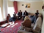 Ak Parti İl Başkanı Salih Çetinkaya Seçim Sonrası Teşekkür Ziyaretlerinde