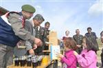 Jandarma'dan Köy Okullarına Kitap Yardımı