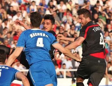 Kosova 1 - 6 Türkiye