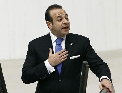 Egemen Bağış Meclis'te konuştu: Rüşvet iddiası külliyen yalan