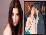 SELMA ERGEÇ - Selma Ergeç sevgilisiyle öpüşürken yakalandı