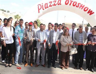 Piazza Otoshow Şanlıurfa'yı Şenlendirdi