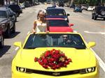 DİLŞAD ŞİMŞEK - Los Angeles'te Düğün Konvoyu