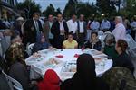 MUHSİN YAVUZ - Çilimli Belediyesi'nin İftarına Büyük İlgi
