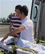 DAUM - Havale Geçiren Bebeğin İmdadına Ambulans Helikopter Yetişti