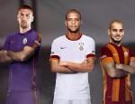 MILAN BAROS - İşte Galatasaray'ın yeni formaları