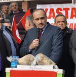HİLELİ GIDA - Şeker-iş Sendikası Kastamonu Şube Başkanı Ali Çufadaroğlu;