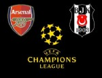 MIKEL ARTETA - Beşiktaş Devler Ligi'ne veda etti