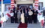Çiçekli Köyü Fatma-ali İçten İlk ve Orta Okulu Hizmete Açıldı