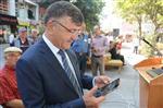 HÜSEYIN ÜLKÜ - Niğde Belediyesinden Ücretsiz İnternet Hizmeti