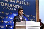 SALİH KAPUSUZ - Ak Parti Ankara İl Başkanlığı Danışma Meclisi Ocak Ayı Toplantısı Yapıldı