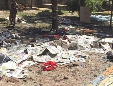 Bombalı saldırıda ölü sayısı 95'e yükseldi