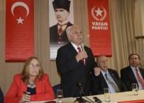 KEMAL DERVİŞ - Doğu Perinçek Açıklaması 'Ermeni Katliamı Emperyalist Bir Yalandır'